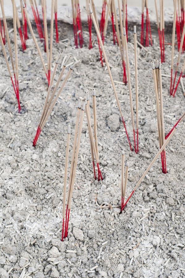 Download Burning incense sticks stock image. Image of shape, religious - 27993287