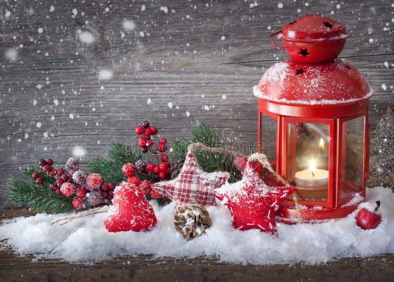 Download Burning lantern stock image. Image of candle, advent - 26899605