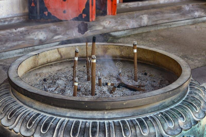 burning r?kelse arkivbilder