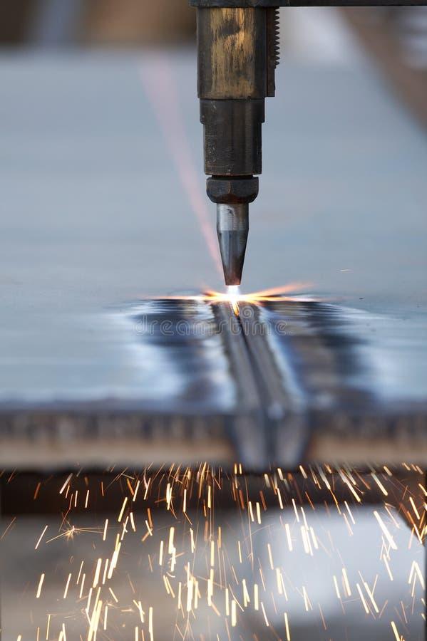 burns linii zdjęcie stock