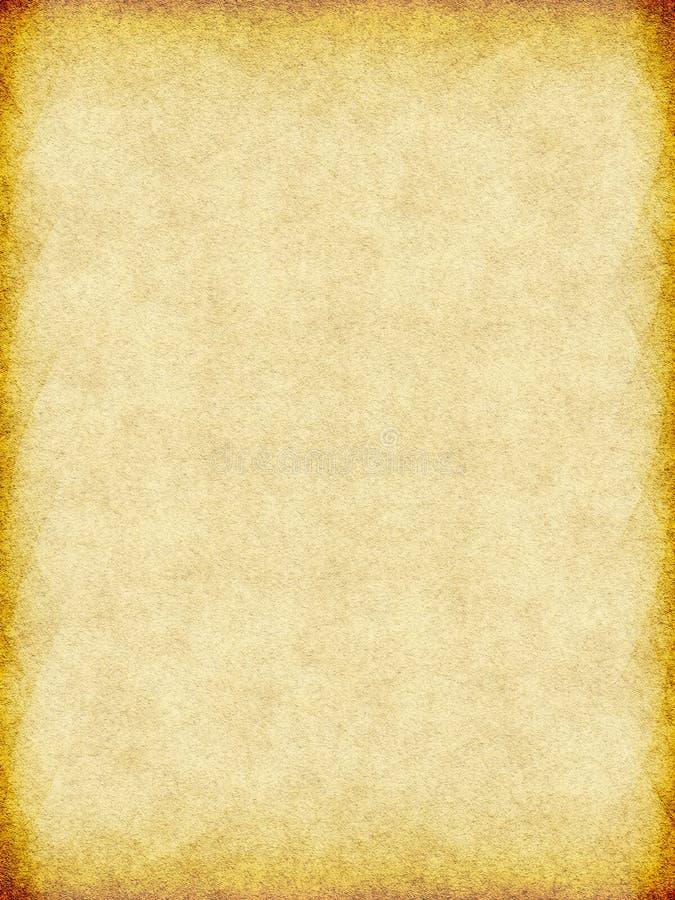 Burnt grainy background texture stock photo