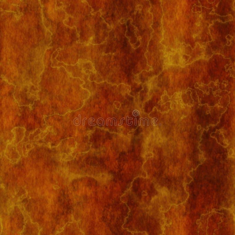 Free Burnt Orange Marble Royalty Free Stock Photos - 8028258