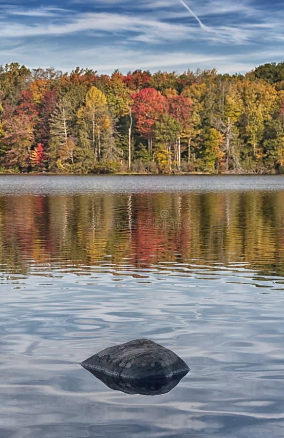 Burr Pond State Park photo stock