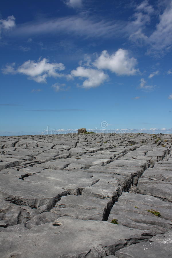 The Burren, County Clare, Ireland Royalty Free Stock Images