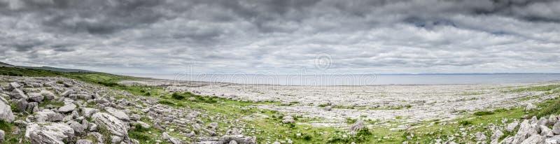 Burren Ierland royalty-vrije stock foto