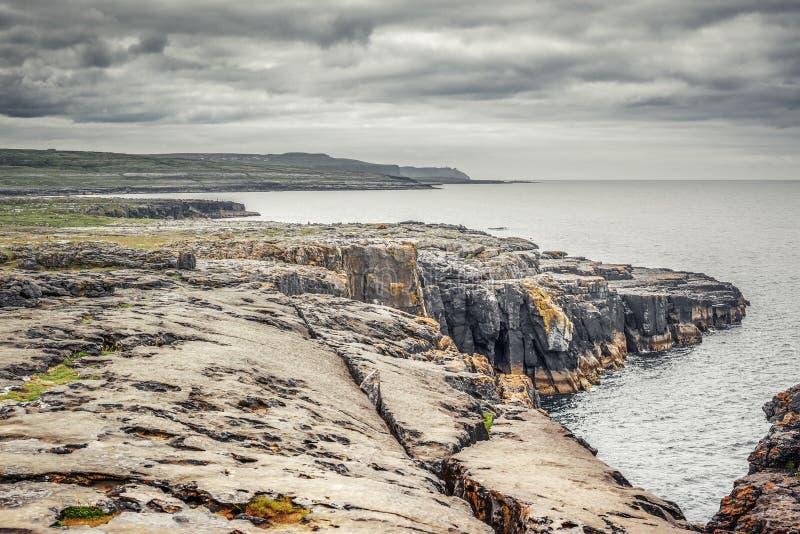 Burren Ierland royalty-vrije stock fotografie