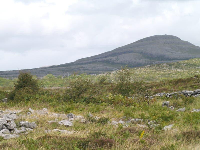 Download The Burren Ireland stock photo. Image of recreation, moon - 13581182