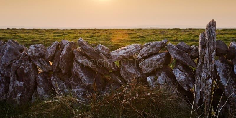 Burren, Irlanda fotos de stock
