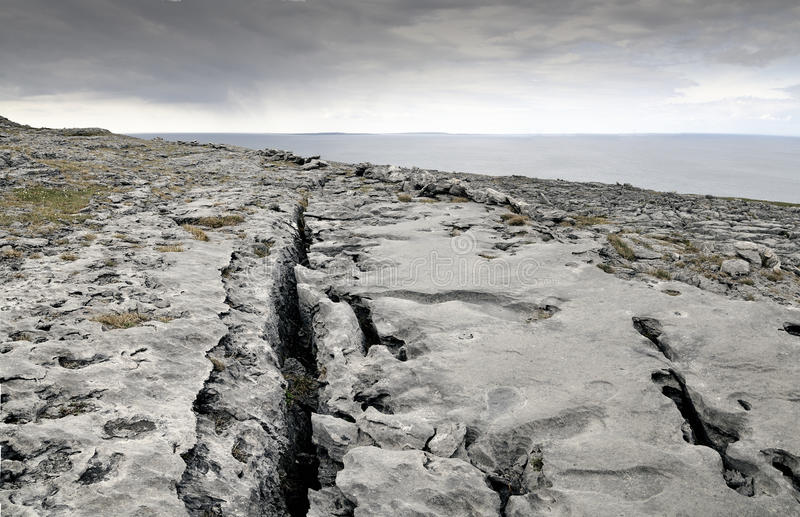 Download The Burren Near Derreen, West Eire Stock Photo - Image: 25461248
