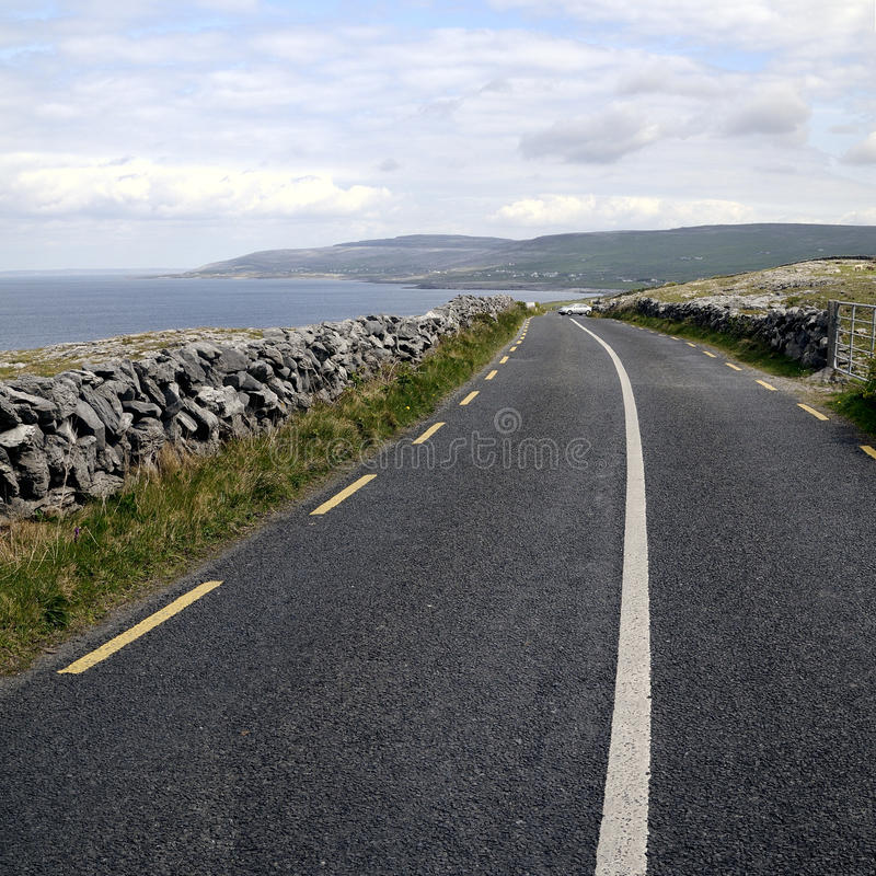 Download The Burren Near Derreen, West Eire Stock Photo - Image: 25461286