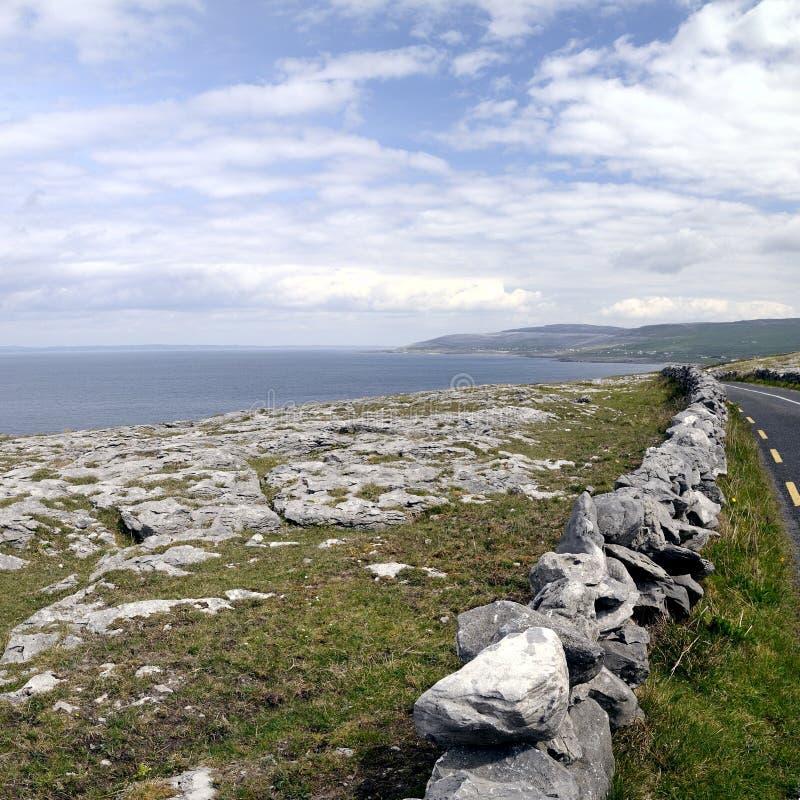 Download The Burren Near Derreen, West Eire Stock Photo - Image: 25461340
