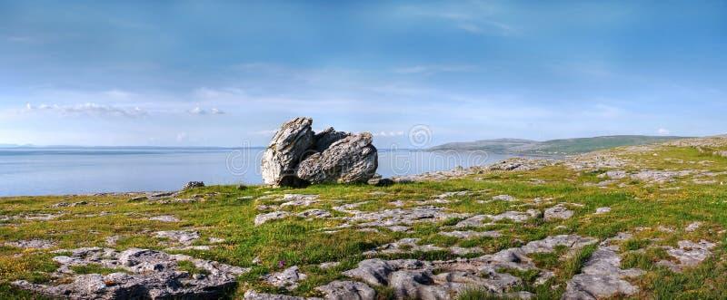 Burren rock royalty free stock photos