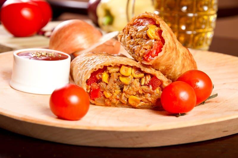 Burrito photos stock