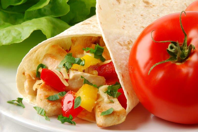 burrito στοκ εικόνες με δικαίωμα ελεύθερης χρήσης
