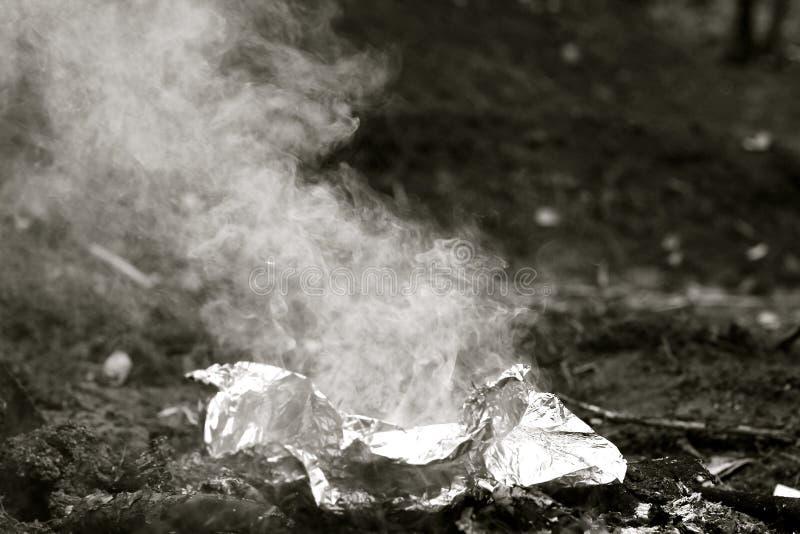 Burritolunch royaltyfri fotografi