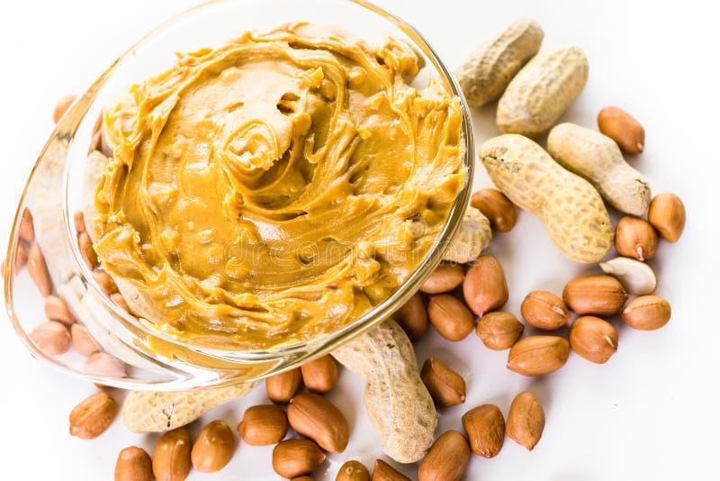 Burro di arachide immagini stock libere da diritti