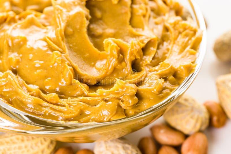 Burro di arachide immagine stock