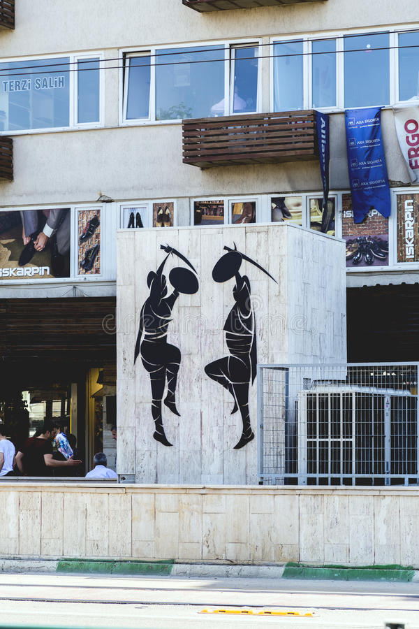 Bursa, Τουρκία στοκ φωτογραφία με δικαίωμα ελεύθερης χρήσης