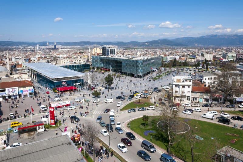 Bursa, Turchia fotografia stock libera da diritti