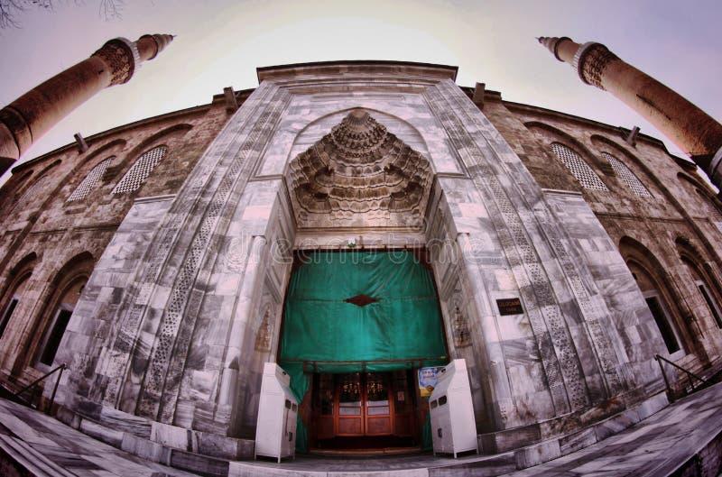 Bursa Ulu Camii Great Mosque imagen de archivo