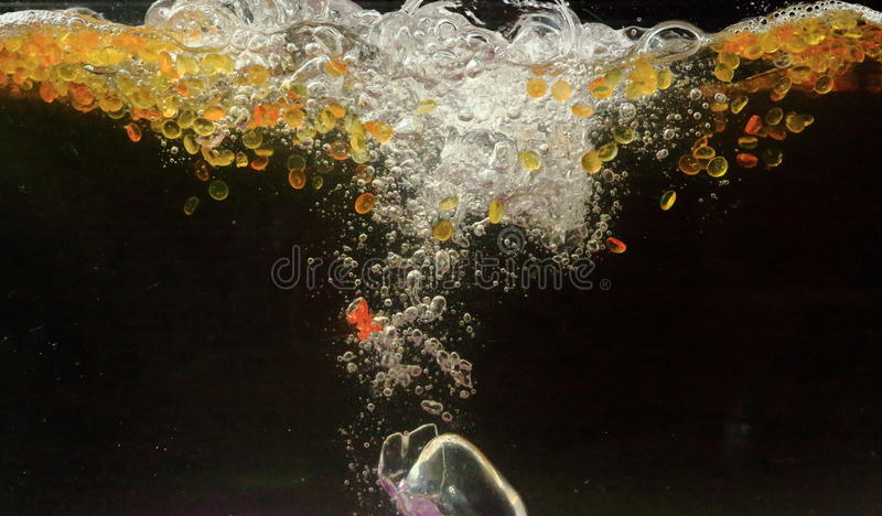 Download Burst of AirBurst of air stock photo. Image of float - 27246986