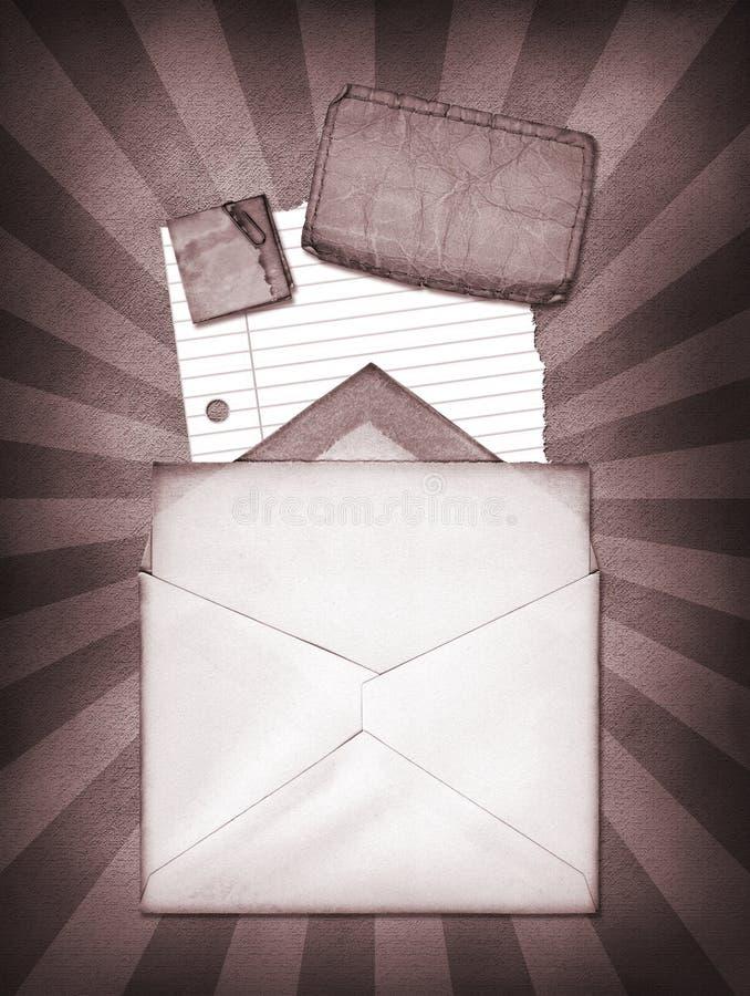 Burst Paper Royalty Free Stock Image