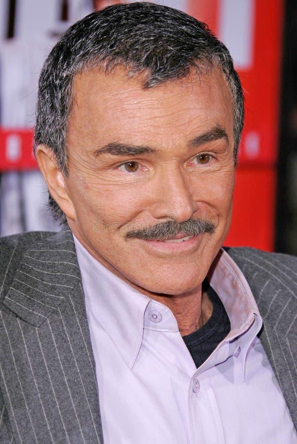 Burt Reynolds stockfoto