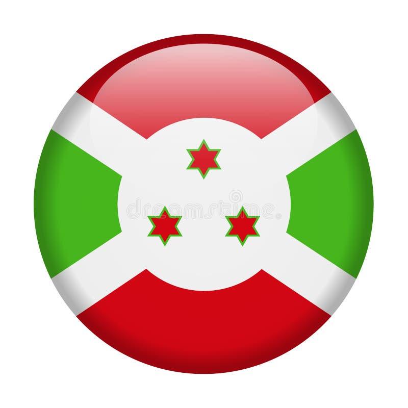 Free Burundi Flag Vector Round Icon Royalty Free Stock Images - 108270739