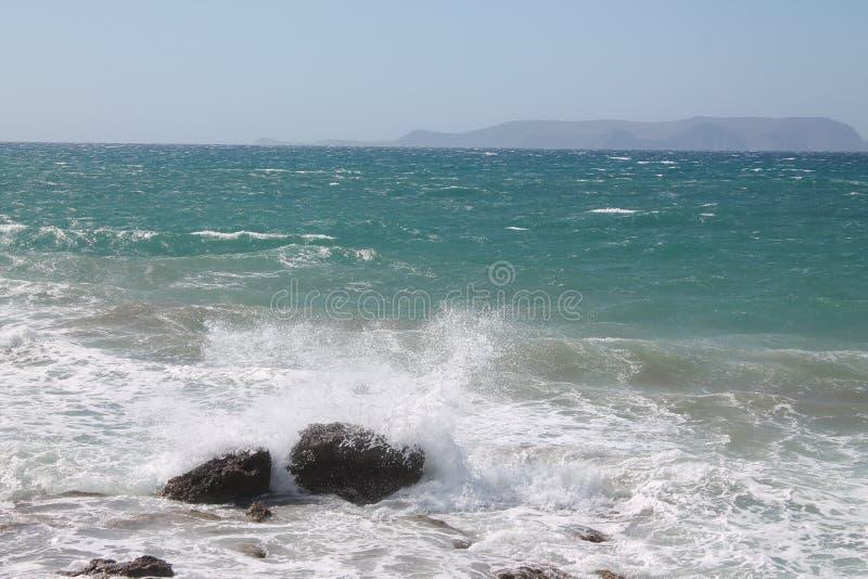 Burzowy kamień zdjęcia stock