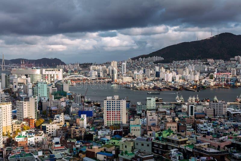 Busán, Corea del Sur fotos de archivo libres de regalías