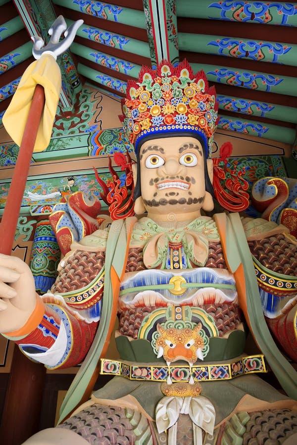 Busán, templo de Beomeosa de la Corea del Sur Buda fotos de archivo