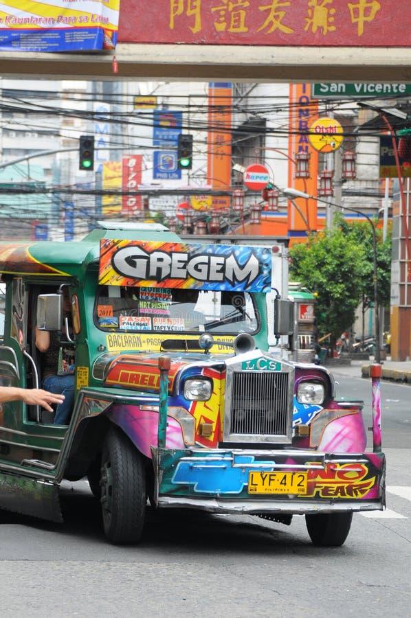 Bus fotografia stock libera da diritti