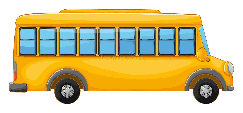 A bus stock illustration
