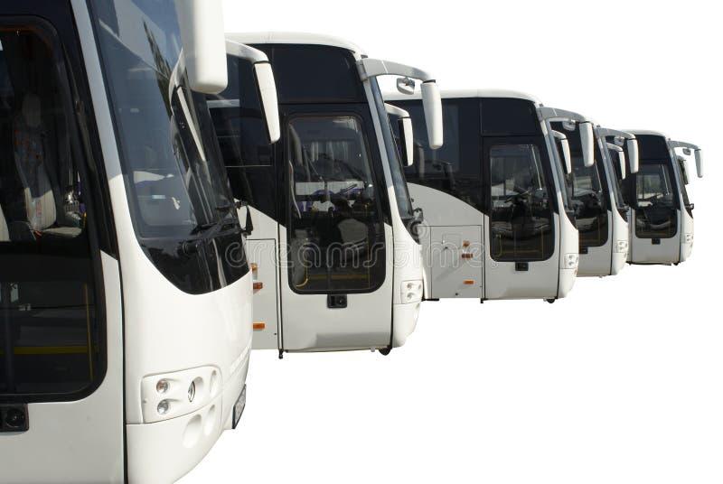 Bus royalty-vrije stock foto's