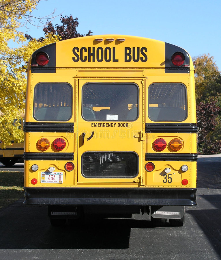 Bus stock foto