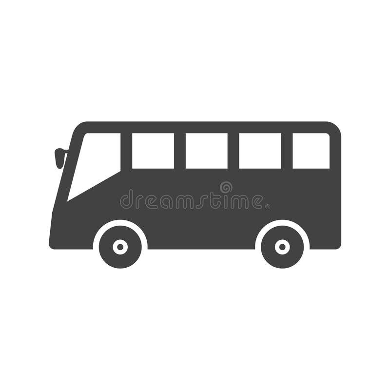 bus illustrazione di stock