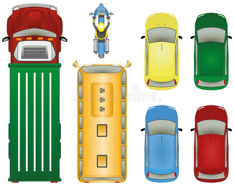 Vehicles stock photography