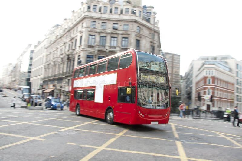 Bus de Londres images libres de droits