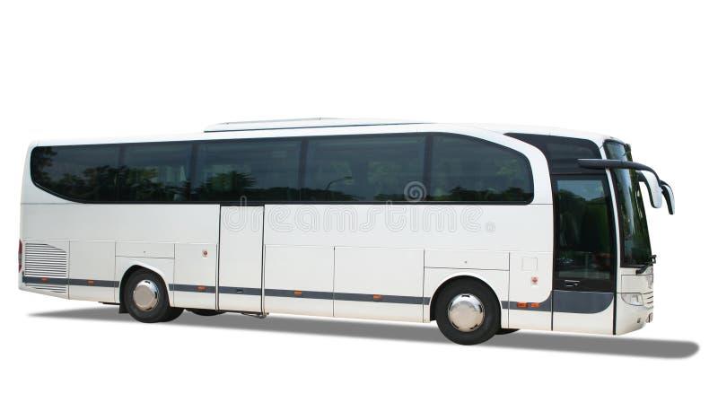 Bus della vettura fotografia stock libera da diritti