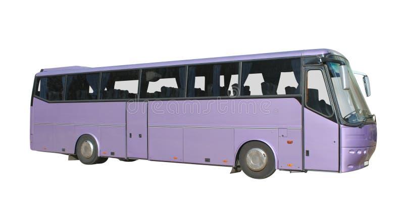 Bus della vettura fotografie stock