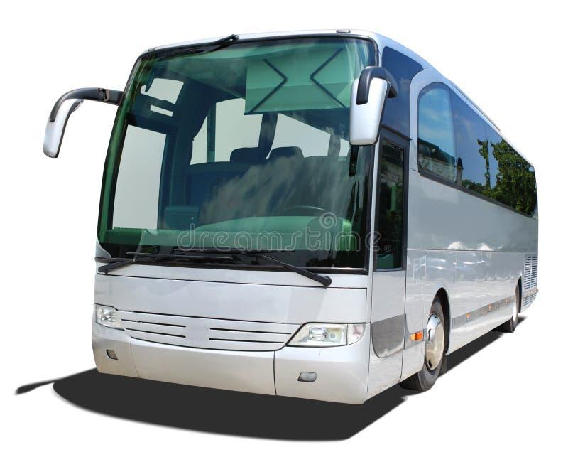 Bus di giro immagine stock libera da diritti