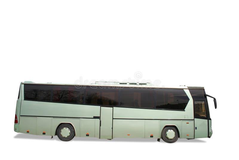 Bus di giro fotografie stock libere da diritti