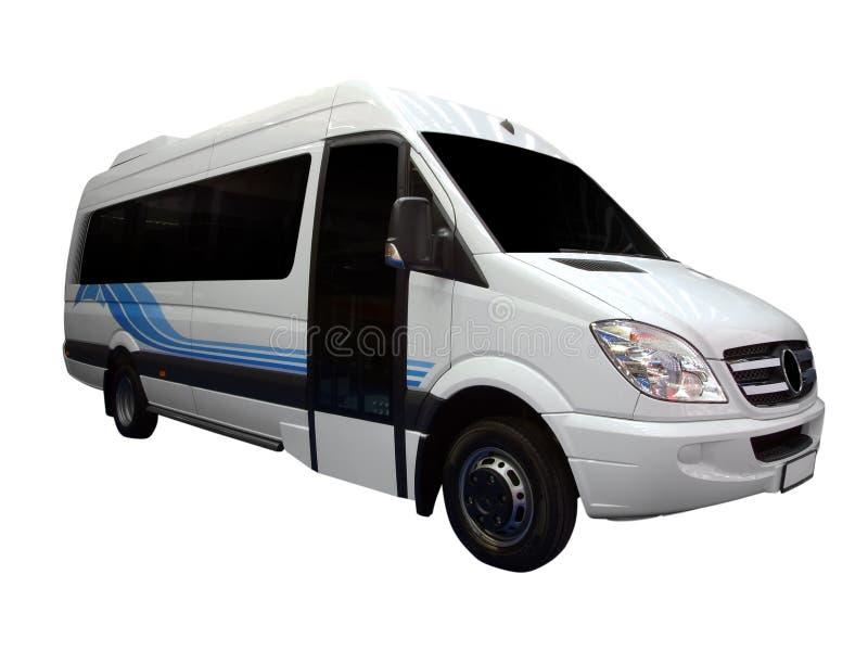 bus mini photographie stock libre de droits