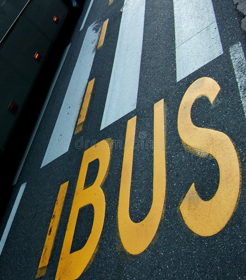 Download Bus Stop Stock Images - Image: 1404364