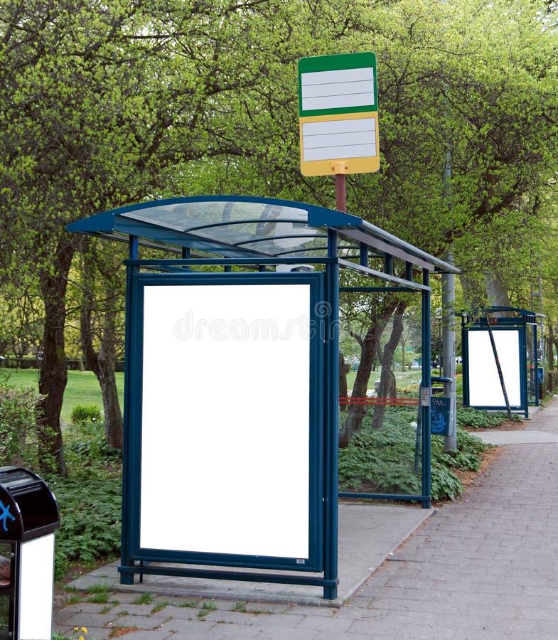 Free Bus Stops Stock Photo - 9815100