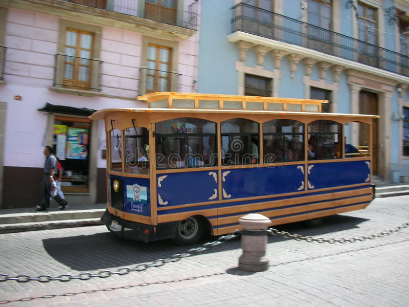 Download Bus editorial photography. Image of guanajuato, square - 34226147