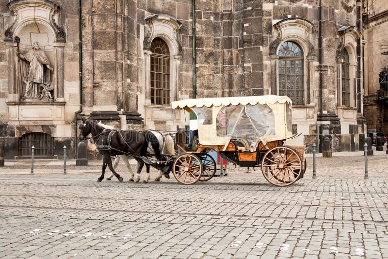 Bus voor toeristen royalty-vrije stock afbeelding