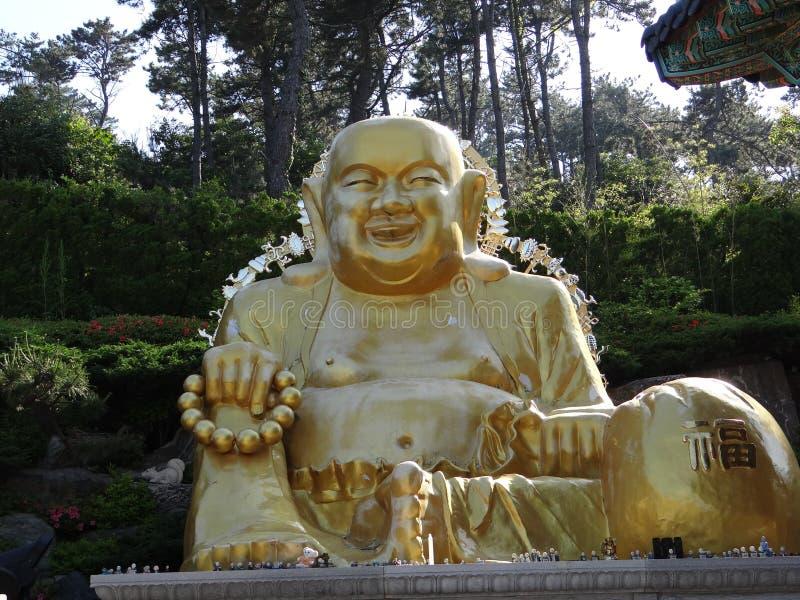 Busan, Buddha fotografie stock