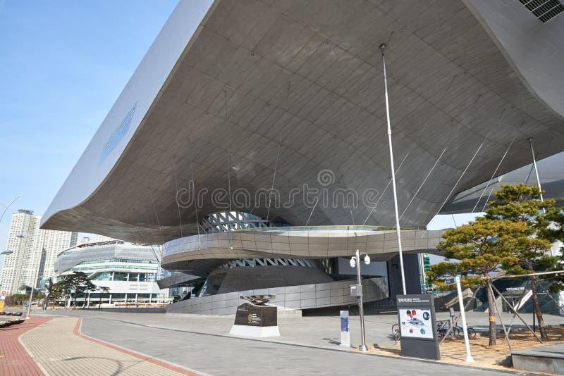Busan-Kino-Mitte stockfoto