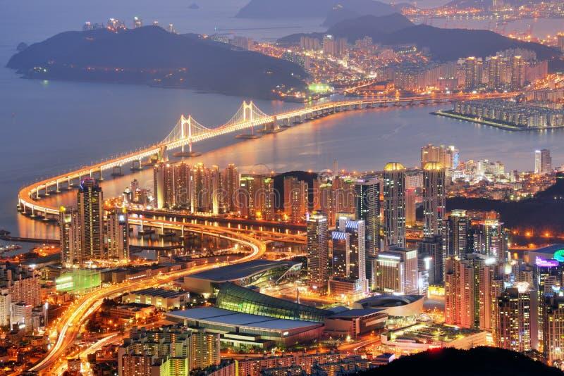 Busan, Południowy Korea zdjęcie royalty free